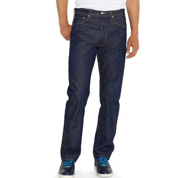 Levi's Other - Levi's 501 Original Jeans Button Fly 38